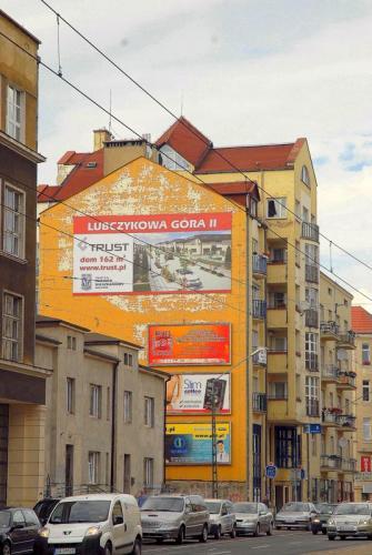 baner reklamowa dla firmy trust